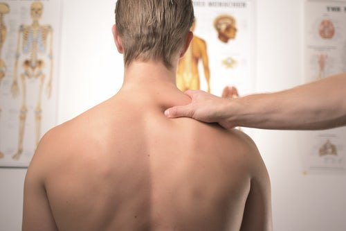 whiplash injury treatment by osteopath in London