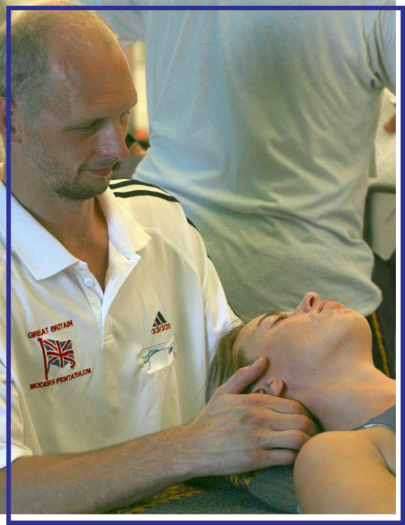 the best neck pain treatment could be the osteopathic manipulation.